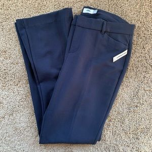 Old Navy mid-rise Harper pants.